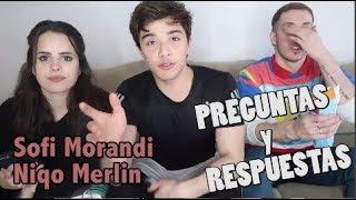 ¿¿QUE PENSABAN DEL OTRO ANTES DE CONOCERSE?? | con Sofia Morandi y Niqolas Merlin | JULIAN SERRANO