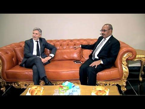 España y Mauritania estrechan lazos contra la inmigracion irregular