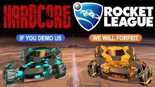 What if Rocket League had Perma-Death? (gameplay experiment)