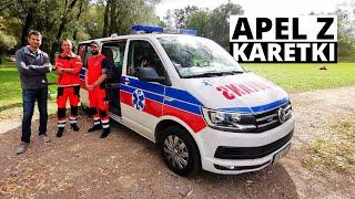Apel kierowcy karetki - oto 5 najgorszych błędów! (+Bonus: Test ambulansu)