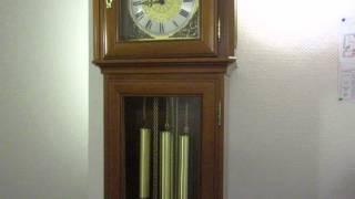 Часы напольные Franz Hermle(, 2015-02-25T14:30:54.000Z)