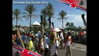 Bermuda Day Parade 2013 Video Clips Part 5