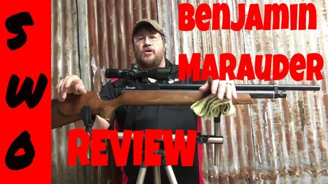 Benjamin Marauder Air Gun Review