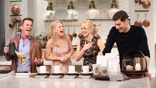 Scott & Melissa Reeves Show How to Make the Best Coffee Ever - Pickler & Ben