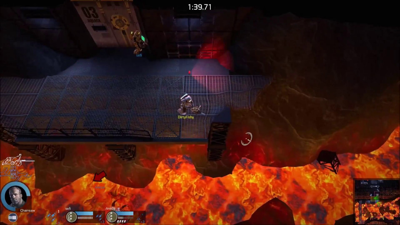alien swarm reactive drop speedrun orion s threat normal 5 56