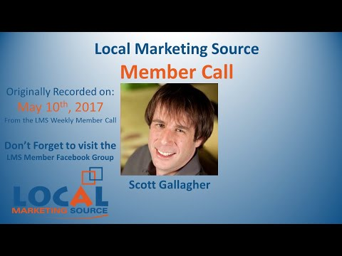 Local Marketing Industry Weekly Update - 05/10/17