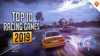 Top 10 Best Racing Games of 2019 | PC/ PS4/ Xbox One/ Nintendo Switch