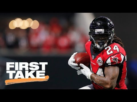 Max says Falcons' offense is 'here to stay for a while' |  First Take | ESPN