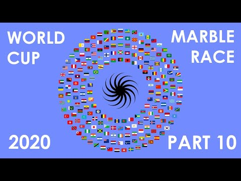 World Cup 2020 Final - Part 10 - Marble Race