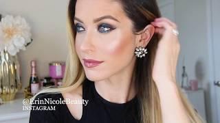 All CHANEL Fancy Blue Eyeshadow Makeup Tutorial