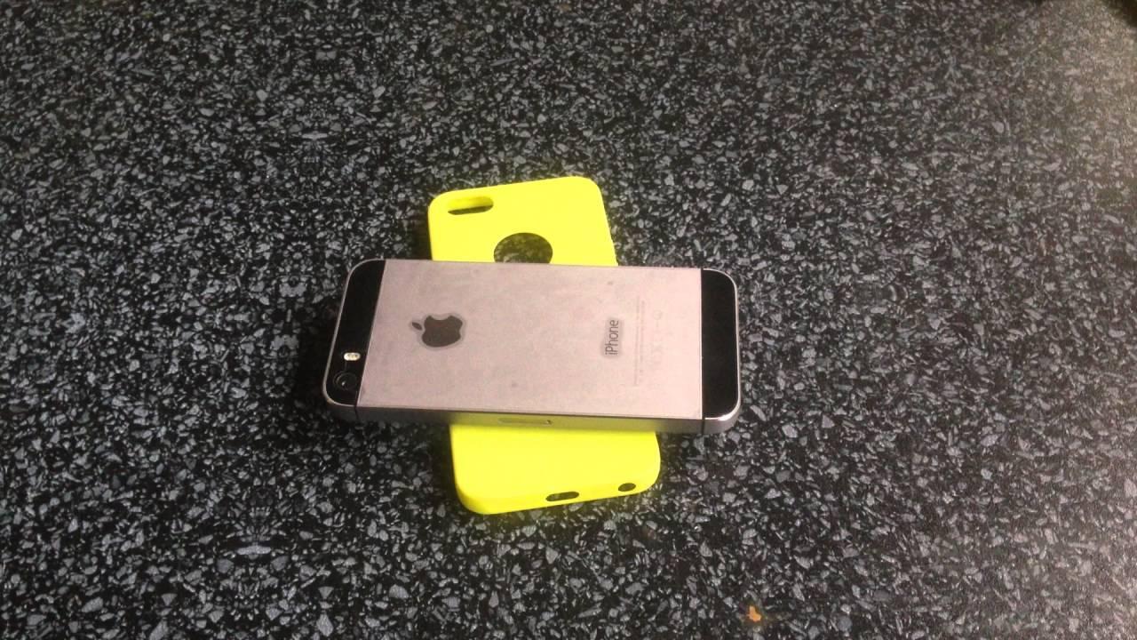 Айфон 5 плохо откликается на касания