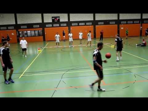 Prellball M1BL Linden-Dahlhausen Vs. Essen-Altendorf