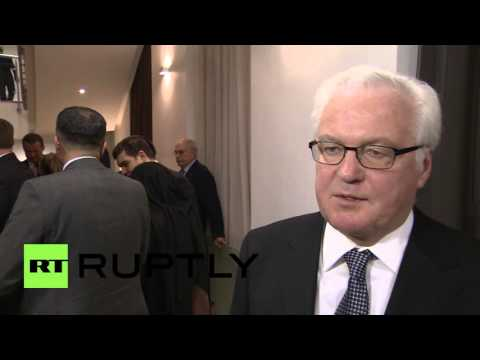 Russia: Turkey's shelling in Syria should be brought before Security Council- Churkin