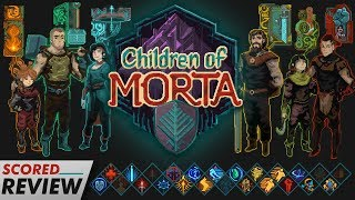 Children of Morta – SCORED REVIEW   It Rogues in the Family! (Video Game Video Review)