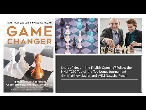 Chess Giants #40. Short Of Ideas In The English Opening? Follow The NNs!  TCEC S18 Bonus