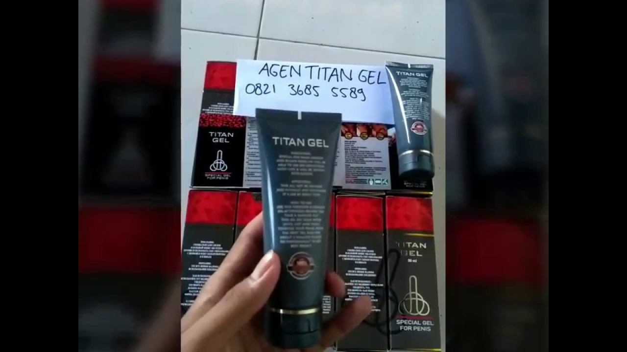 agen titan gel asli 082136855589 youtube
