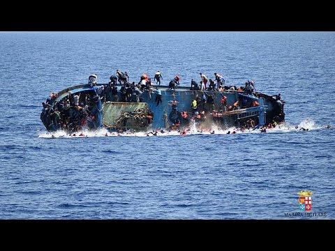880 migrants morts en Méditerranée la semaine dernière
