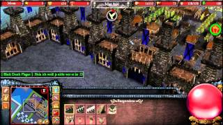 Stronghold Legends Multiplayer 4 Part 1