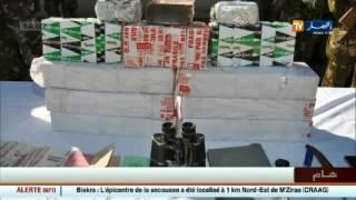 الدرك الوطني يحبط محاولات لتهريب المخدرات  الخمور والوقود في أغلب  النواحي العسكرية