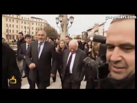 Как и защо Бойко Борисов проговори френски