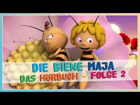 Die Biene Maja ✿ Folge 2 ✿ Das HÖRBUCH KOMPLETT!