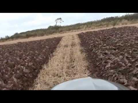 Ferguson Tractor TED 20 and Plough