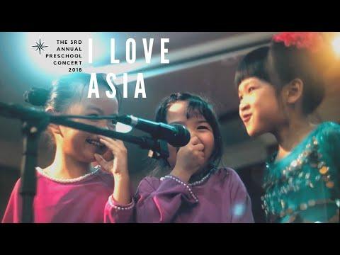 Pre school Concert - Montessori Kids Academy Msia Concert Day 2018  - I Love Asia