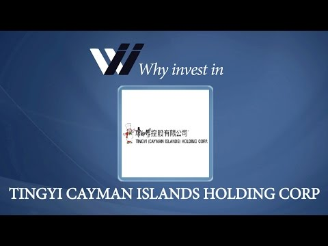 Tingyi Cayman Islands Holding Corp - Why Invest in