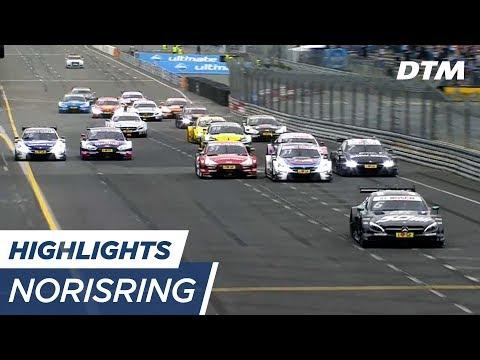 Highlights Race 2 - DTM Norisring 2017