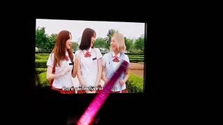 VCR Yoona ft TaeyeonHyo fanmeeting so wonderful day