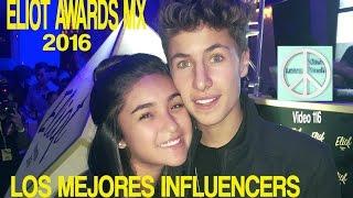 ELIOT AWARDS MX 2016 LOS MEJORES INFLUENCERS V116 Xime Ponch