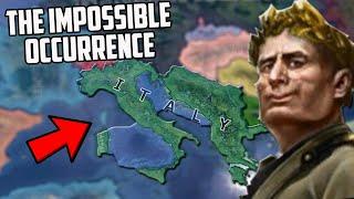 What If Italy Won WW2?! HOI4