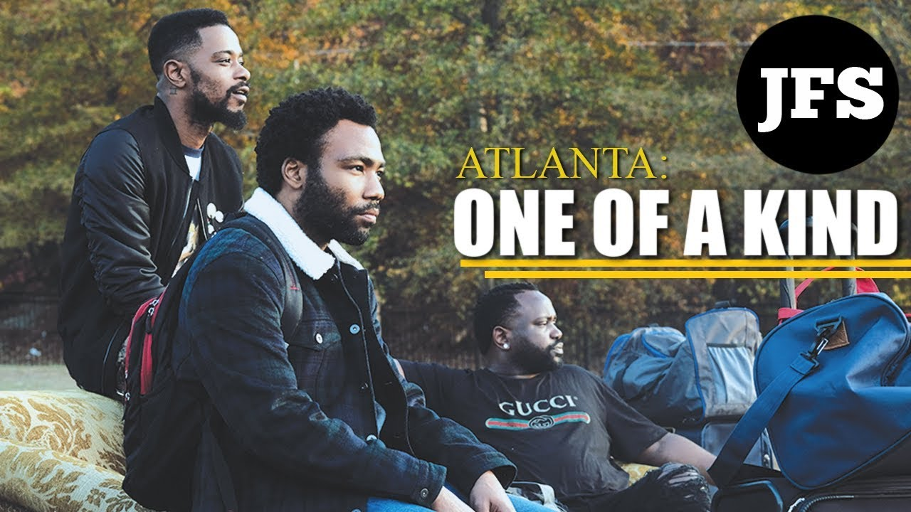 'Atlanta' (FX): One of a Kind