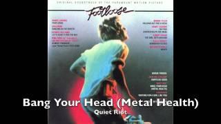 Quiet Riot - Bang Your Head (Metal Health)