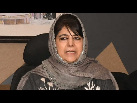 Lok Sabha Elections 2019: PDP president Mehbooba Mufti files nomination papers from Anantnag Mp3