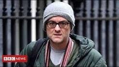 Coronavirus: Boris Johnson's chief adviser accused of breaking lockdown rules - BBC News