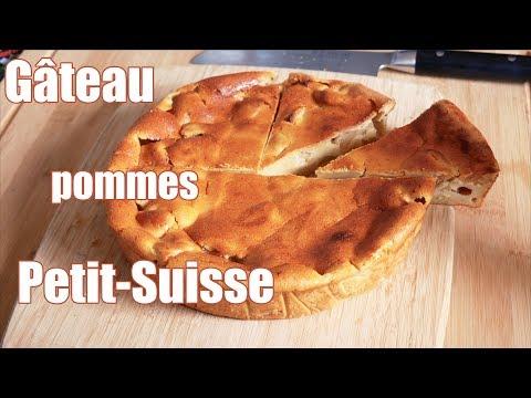 gâteau-aux-pommes-et-petit-suisse-🍎