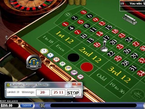 European roulette scams non deposit institutions definition
