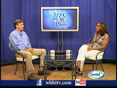 Talk Of The Town Interview with Dr. Stephen Durham on WHHI-TV - Durham Dental, Beaufort, SC 29902