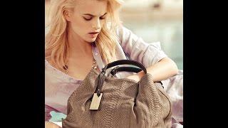 видео Модные женские сумки: на что обращать внимание при покупке