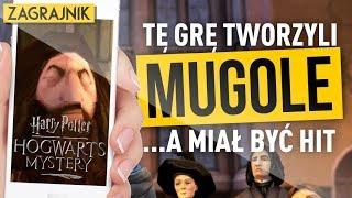 Mobilny POTTER - miał być HIT (Hogwarts Mystery recenzja)