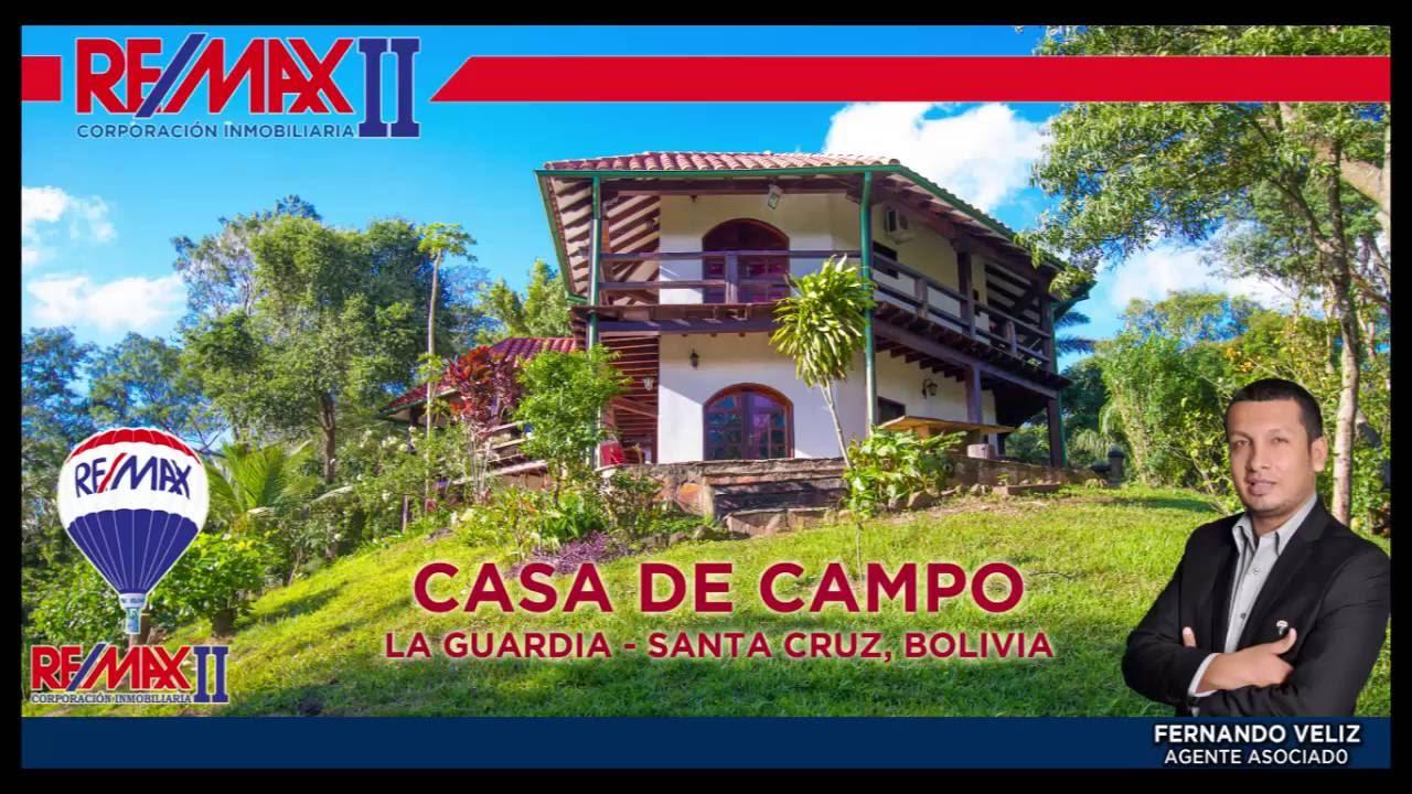 Casa de campo la guardia santa cruz bolivia youtube for Casa la mansion santa cruz bolivia