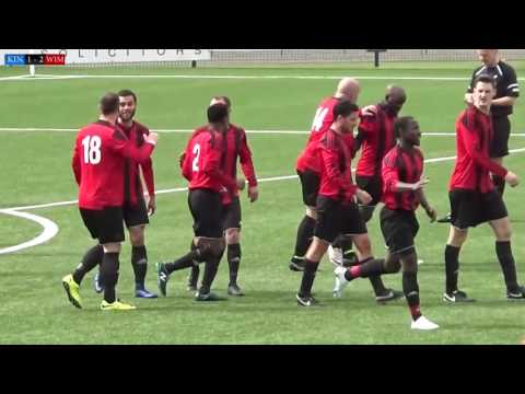 Kingston University FC v Wimbledon Royals FC - George Arnold Cup Final 2016