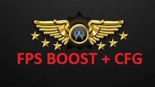 CS:GO | Fps boost | CZ