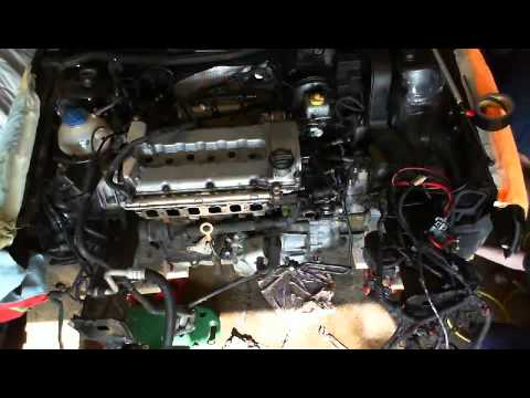 r32 golf iv d montage moteur r32 louloumobile partie 2 youtube. Black Bedroom Furniture Sets. Home Design Ideas