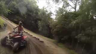 Quad biking - Glenworth Valley - Australia