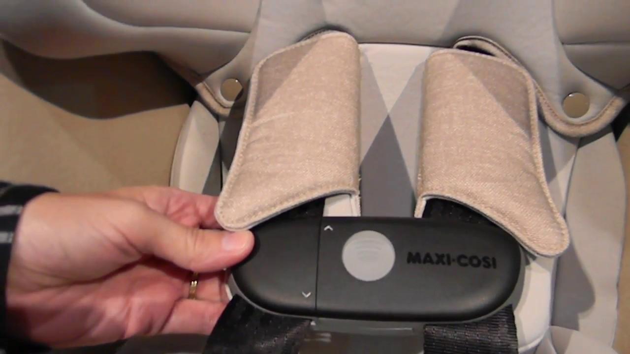 New Dorel Magnetic Chest Clip For Maxi Cosi Pria 85 Max Carseat