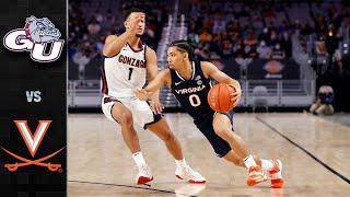 Gonzaga vs. virginia men's basketball highlight (2020-21)
