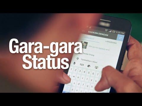Nasehat Islami: Gara-gara Status (PSA Iklan Islami)