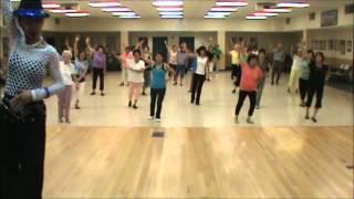 Bailamos Line Dance Samba